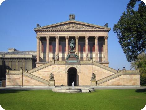 Antigua Galería Nacional, Berlín