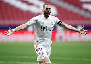 Crónica Atlético Madrid 1 Real Madrid 1: Nunca des por muerto al Real Madrid