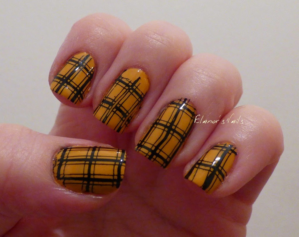 Elanor S Nails Very Imperfect Stamping