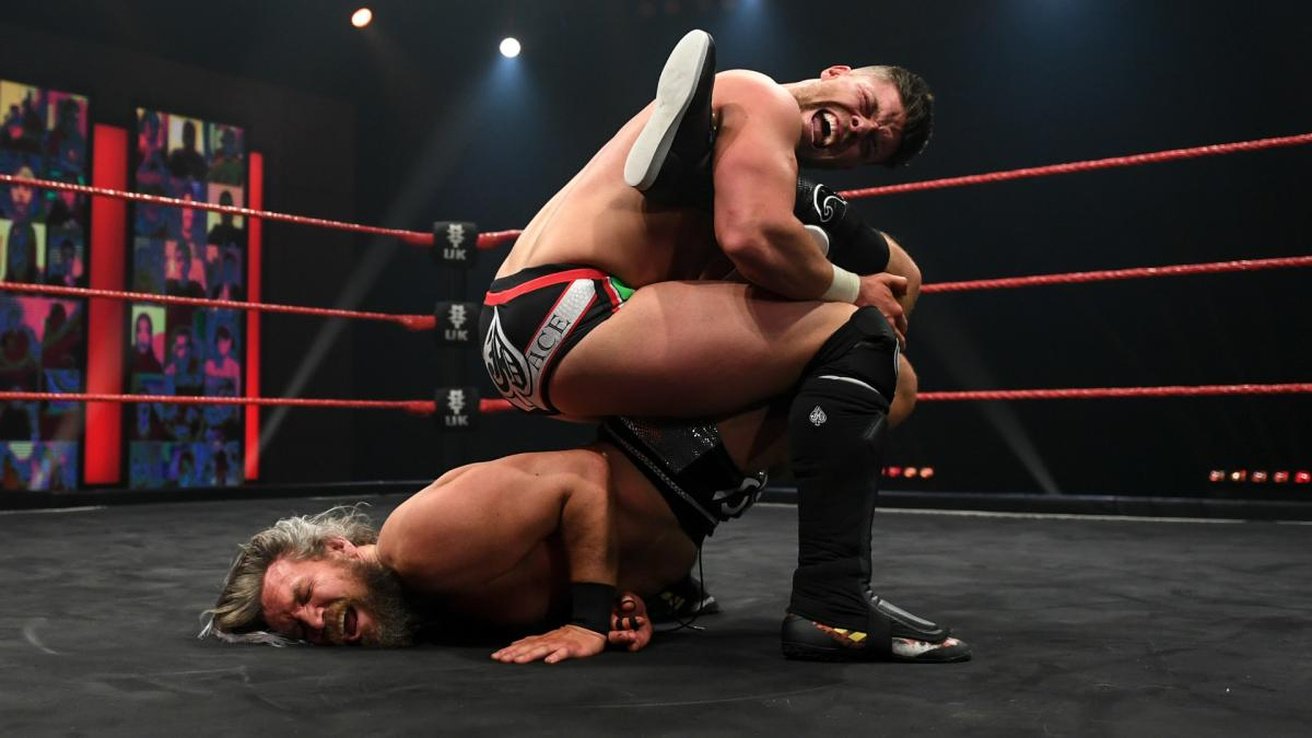 Trent Seven and Jordan Devlin on WWE NXT UK