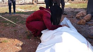 """مقتل 3 مدنيين في قصف روسي جديد على """" خفض التصعيد"""""""