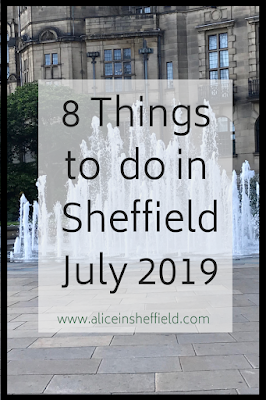 Things to do in Sheffield in July