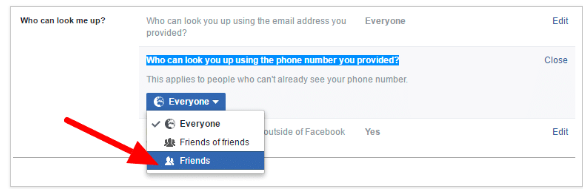 How Do I Make My Profile Private On Facebook<br/>