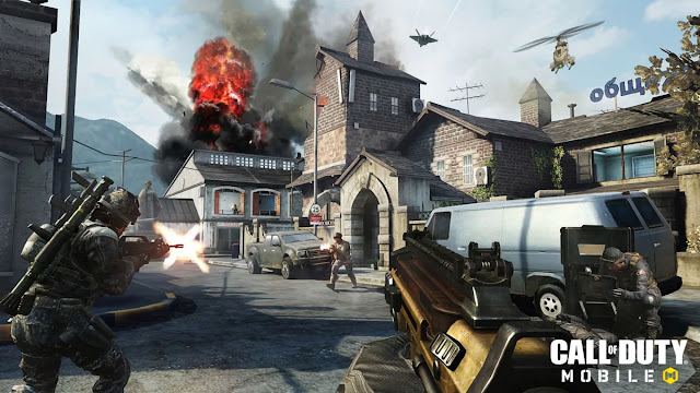 Spesifikasi Minimun Call Of Duty Mobile