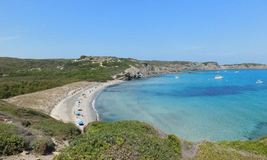 Menorca, un paraíso de aguas turquesas