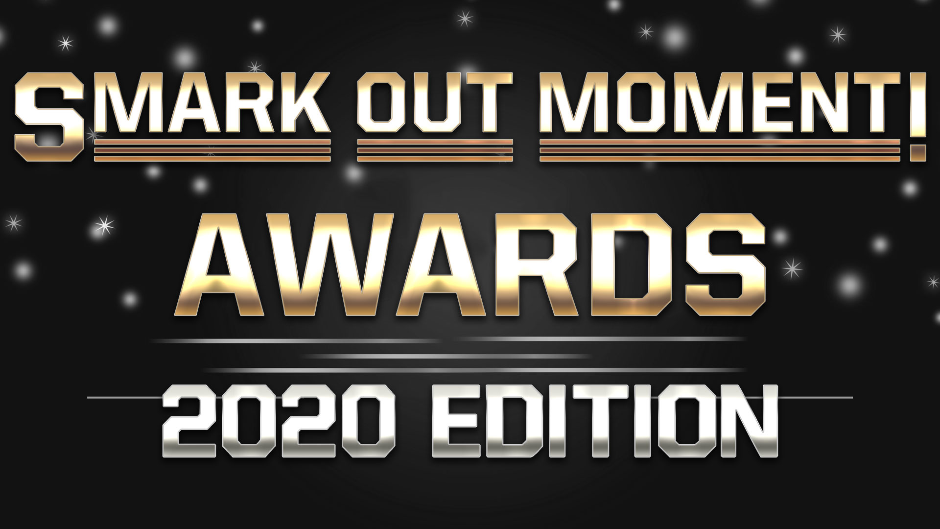 Smark Out Moment wrestling Smarky Awards 2020 Smarkies