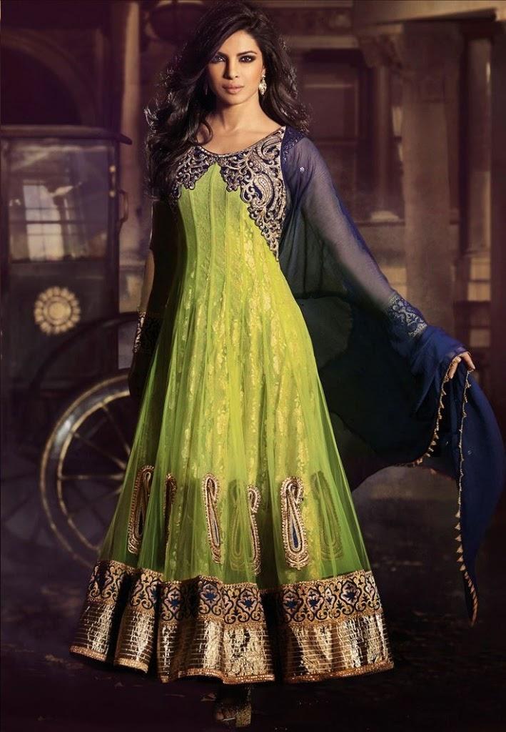 Latest Womens Fashion Clothing Dresses: Indian And Pakistani Frock Designs Latest Fashion 2016