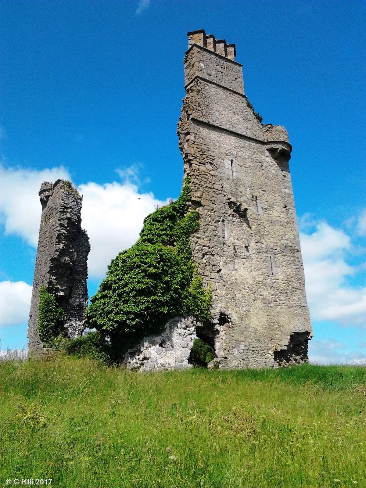 ireland in ruins: 2017