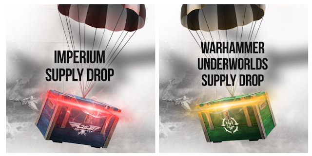 Warhammer Supply Drops