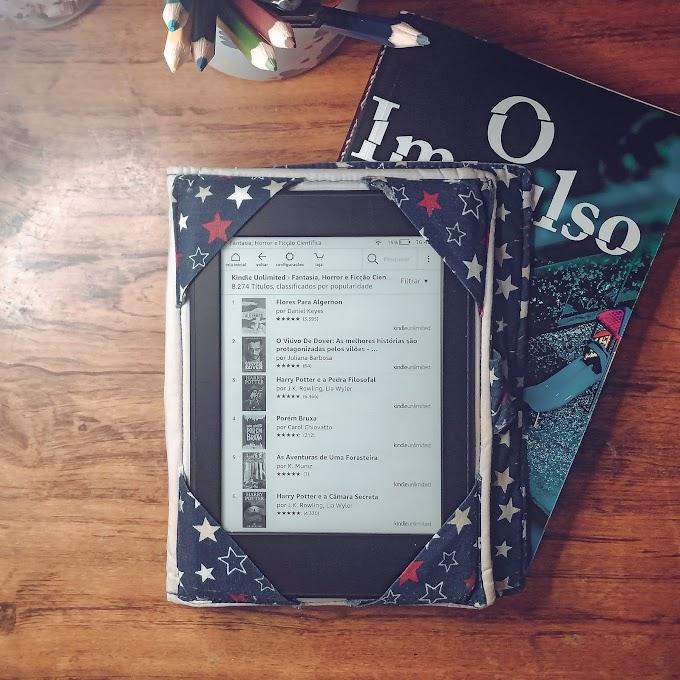Minhas sagas favoritas no Kindle Unlimited