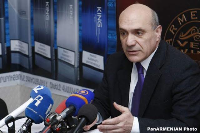 Georgia no permite visita de historiador armenio