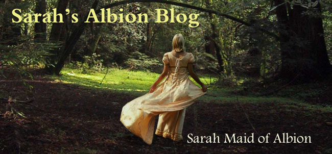 Sarah Maid of Albion