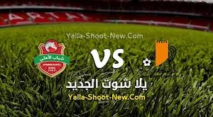 شباب الأهلي يحقق انتصار كاسح على فريق عجمان بخماسية في الدوري الاماراتي