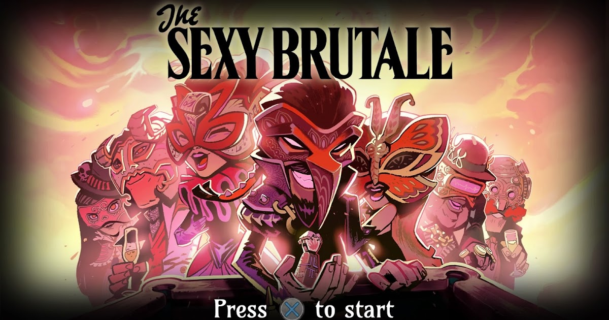 Tem Na Web - ANÁLISE: THE SEXY BRUTALE (PS4)
