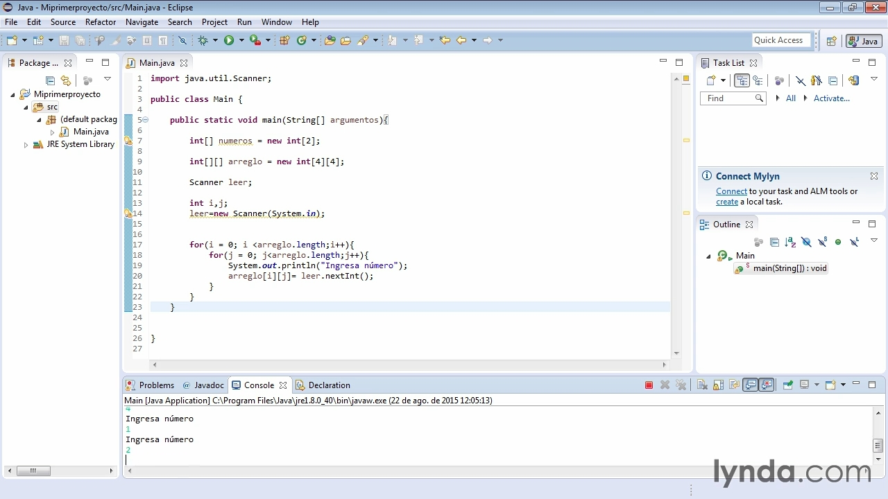 Portada del curso Java V2B