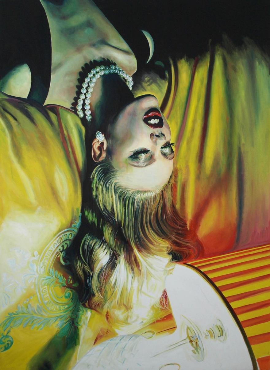 Artist Rainer Augur (German artist) - Art And Beauty