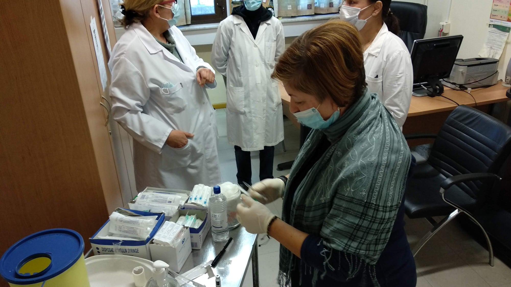 772 εμβολιασμοί στην Ξάνθη – 4 νέα κρούσματα ανακοίνωσε ο ΕΟΔΥ