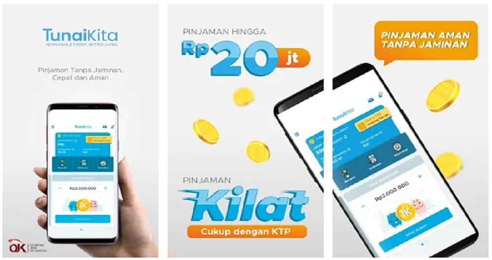 5 Aplikasi Pinjaman Online Cepat Cair 24 Jam Tanpa Jaminan