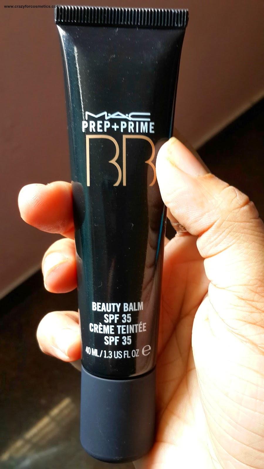 mac prep prime bb cream in medium plus review swatches. Black Bedroom Furniture Sets. Home Design Ideas