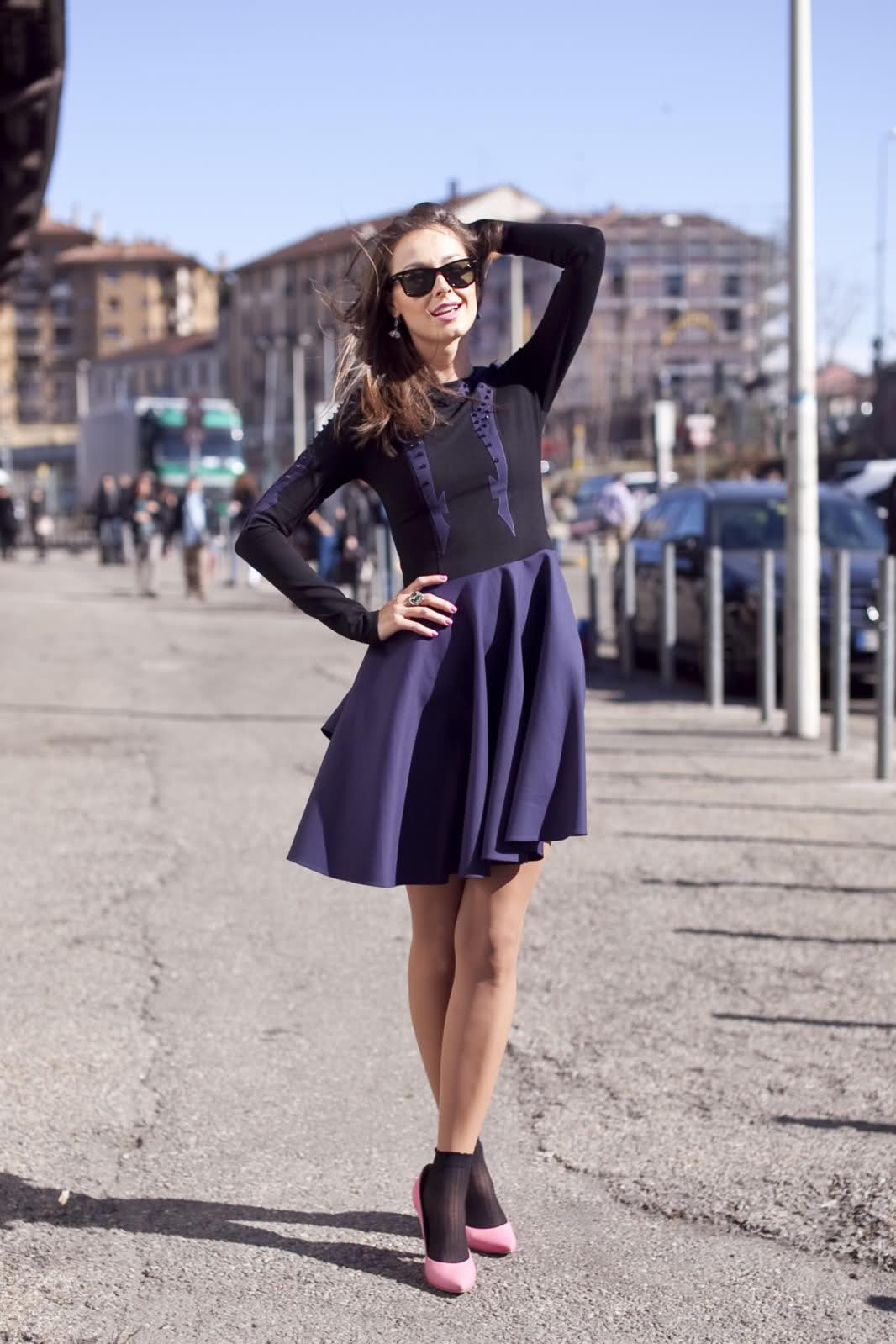 Street StyleDress Trends 2012 For Women