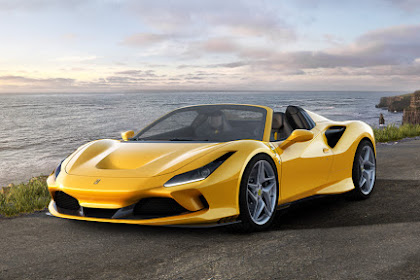 2020 Ferrari F8 Spider Review