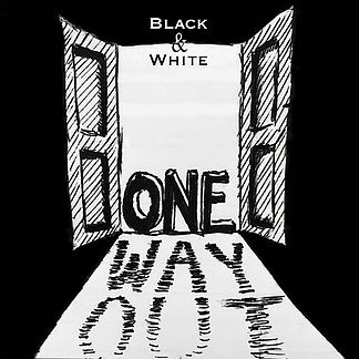 "One Way Out Release Debut EP ""Black & White"""