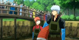 4. Gintama: Shirogane no Tamashii-hen