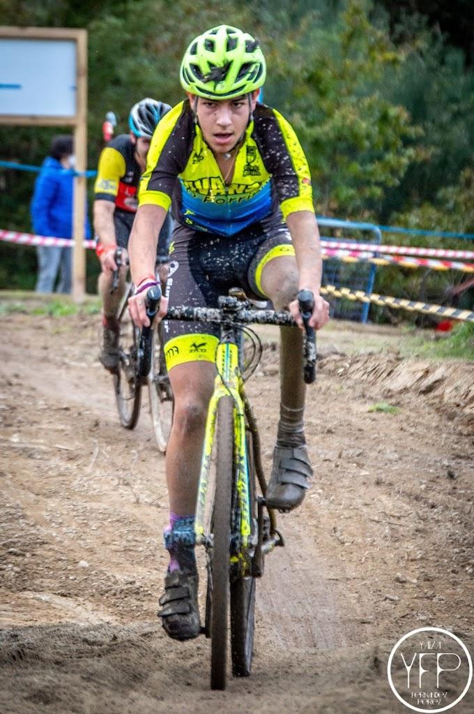 Las fotos del ciclocross de Sanxenxo 2020 - Fotos Yaiza Fernández