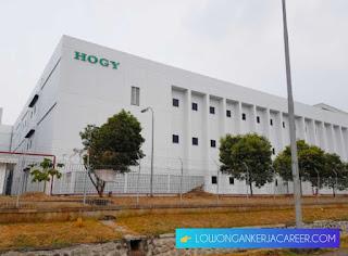 Lowongan Kerja PT Hogy Indonesia MM2100 Cikarang Terbaru 2020