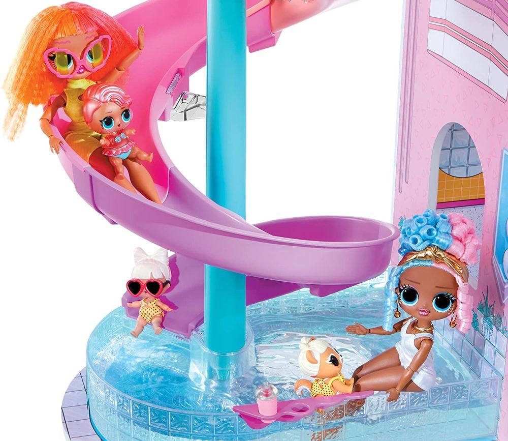 Бассейн для кукол LOL Surprise OMG House of Surprises