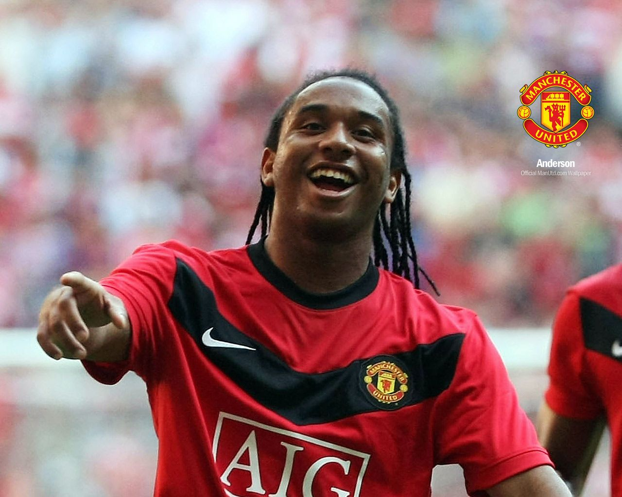 The Best Footballers: Anderson is international football ...