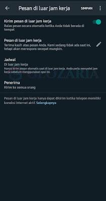 Membuat Pesan Otomatis di WhatsApp Bisnis Dengan Contoh Jawaban dan Kata Salam