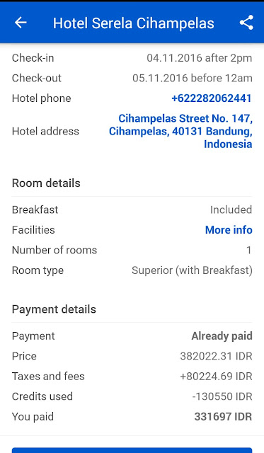 hotel quickly review