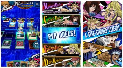 Yu-Gi-Oh! Duel Links 1.6.0 MOD APK – NO ROOT