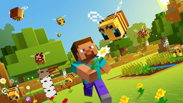 A quick look at the popular Minecraft game