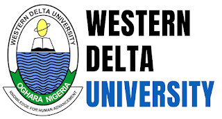 Western Delta University Part-Time Degree Form 2020/2021