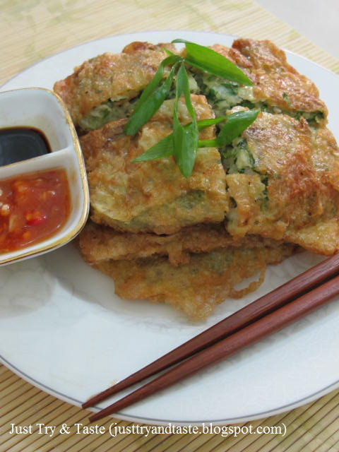 Resep Martabak Kembang Tahu Isi Ayam, Sayur & Udang JTT