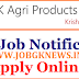 Krishi Vikas Kalyan (KVK) Agri Products Limited Requirement For 8716 Posts of Manager, Supervisor & Field Officer Posts