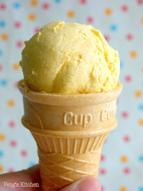 Durian Ice Cream Cake Singapore