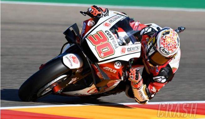 Hasil Kualifikasi MotoGP Teruel Aragon: Nakagami Pole