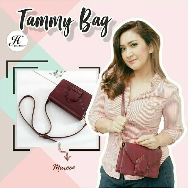 Jims Honey Tammy Bag Red