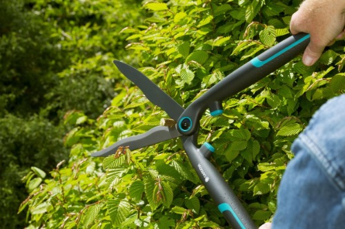 Gardena EasyCut heggenschaar hand test