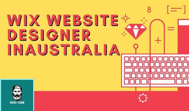 Wix website designer in Australia