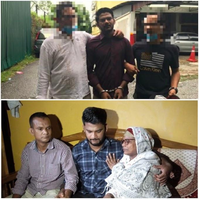 'Hilang semuanya angkara 'kebenaran' - Rayhan kabir luah perasaan pada media Bangladesh