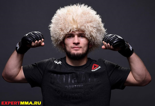 В Уфу приедет чемпион UFC Хабиб Нурмагомедов