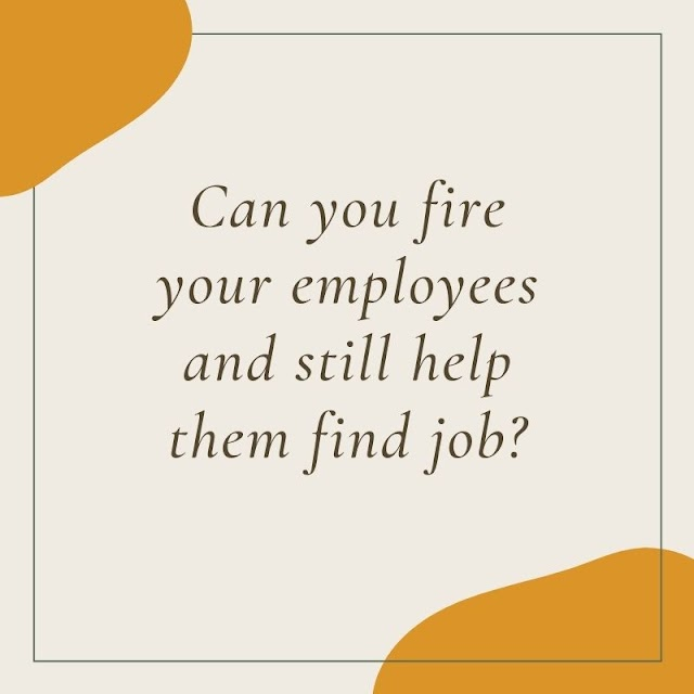 Can You Fire Your Employee and Still Recommend Them?
