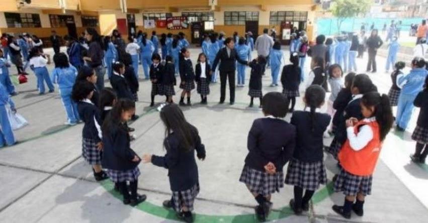 Todo listo en la GRE Arequipa para el Tercer Simulacro de Sismo del viernes 12 de octubre, por el «Día Internacional de la Reducción de Desastres» www.grearequipa.gob.pe