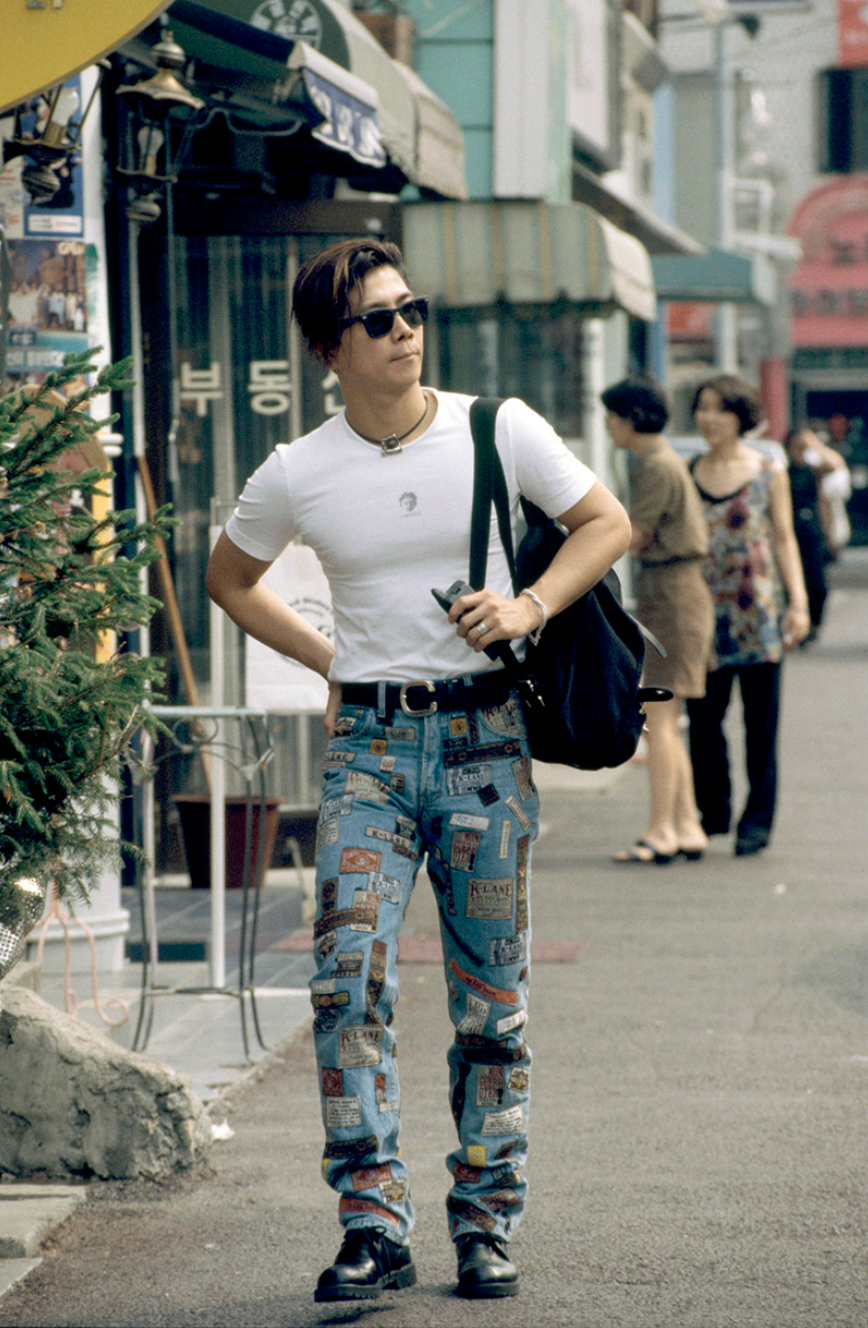 1990s South Korea Street Style: 18 Forgotten Trends All ...