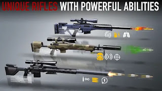 hitman sniper mod apk unlock all weapons