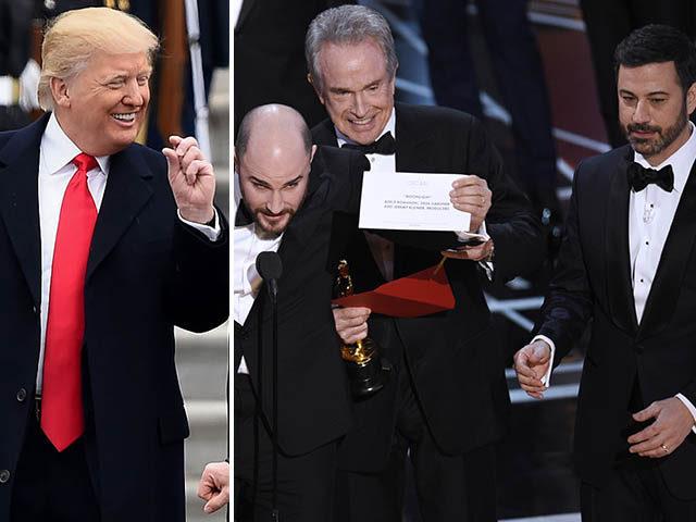 """Trampas apie """"Oskaro"""" ceremoniją: visi užsiciklino politikoje"""